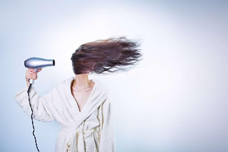 evitare di rovinare i capelli