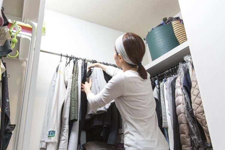 armadio perfetto Walk in closet